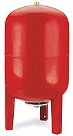 Гидроаккумулятор 100FT, 80л (Вертикальный, Красный)
