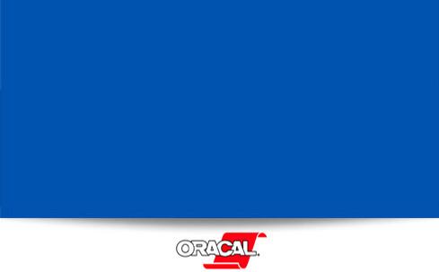 ORACAL 970 509 GRA (1.52m*50m) Морской голубой глянец