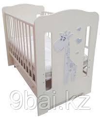 ЛЕЛЬ Кровать Baby sleep-8 Ваниль ПР 015