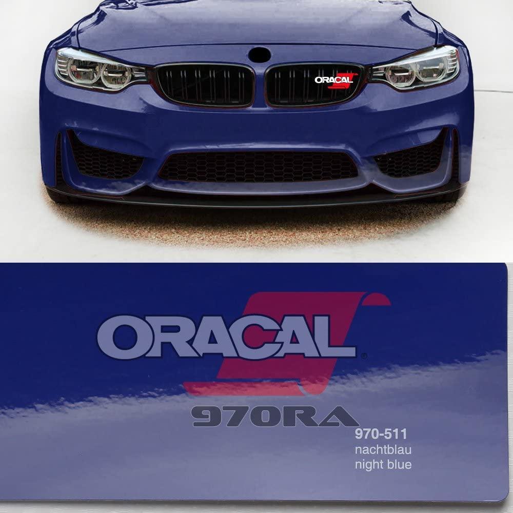 ORACAL 970 511 GRA (1.52m*50m) Ночной синий глянец