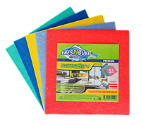Салфетки универсальные Freshouse Premium (разноцветные), 5 штуки