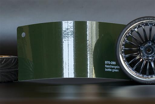 ORACAL 970 286 GRA (1.52m*50m) Бутылочно-зеленый глянец