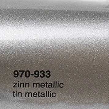 ORACAL 970 933 GRA (1.52m*50m) Жестяной металлик глянец