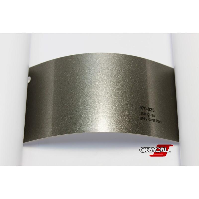 ORACAL 970 935 GRA (1.52m*50m) Серый чугун глянец