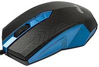 Мышь проводная Ritmix ROM-202 синий, фото 1