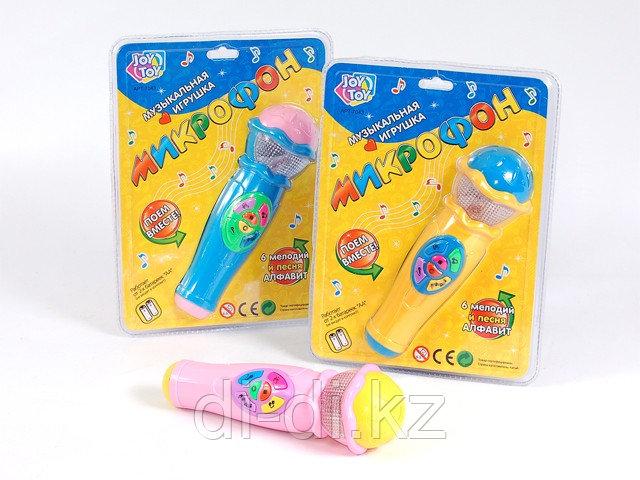 Микрофон музыкальный, Joy Toy