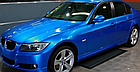 ORACAL 970 197 GRA (1.52m*50m) Лазурно-голубой металлик глянец, фото 2