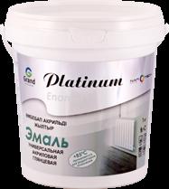 Эмаль PLATINUM enamel глянцевая База С 0,75кг