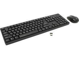 Комплект беспроводной клавиатура+ мышь Defender Berkeley C-915 RU,черный