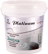 Эмаль PLATINUM enamel глянцевая База С 2,25кг