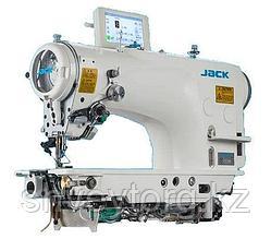Промышленная одно игольная швейная машина строчки ЗИГЗАГ Jack 2290D