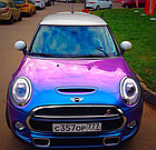 ORACAL 970 319 М/GRA (1.52m*50m) Хамелеон Ультрамарин-фиолетовый глянец/матовый, фото 3