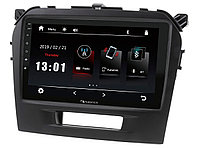 ШГУ Suzuki Vitara комп-ция с ориг.камерой з.в.  (Nakamichi NTA-1707c) 4x50Вт,RDS,MP5,USB,BT,2.5D экран,мультип