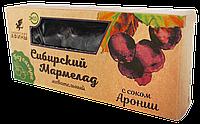 Мармелад на фруктозе арония 100 гр