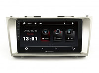 ШГУ Toyota Camry 06-11 (v-40) (Nakamichi NTA-2211) 4x50Вт,RDS,MP5,USB,BT,2.5D экран,мультиподсветка,MirrorLink