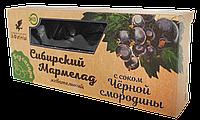 Мармелад на фруктозе смородина 100 гр