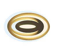Светильник светодиодный настенно-потолочный PPB Onyx-04 60w