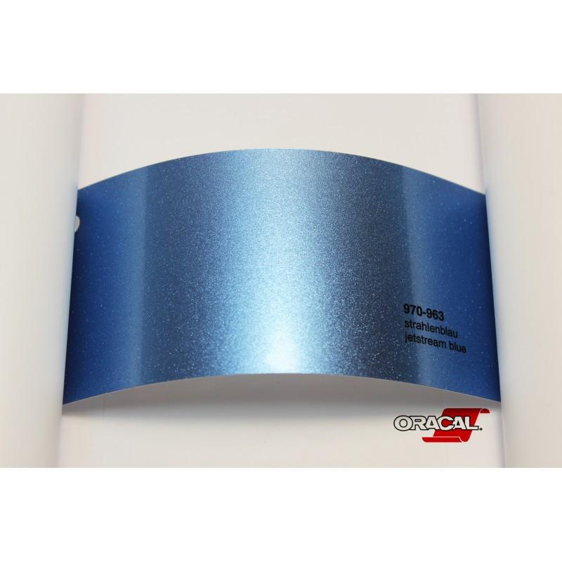 ORACAL 970 963 GRA (1.52m*50m) Синий ждетстрим глянец