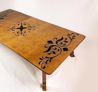 Прямоугольный , складной стол.