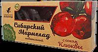 Мармелад на фруктозе клюква 100 гр