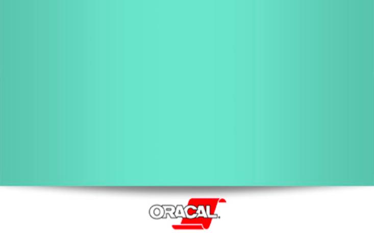 ORACAL 970 055 MRA (1.52m*50m) Цвет мяты матовый