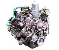 Двигатель 3307,53 (АИ-76) 4-ст КПП (стартер, генератор, без катушки зажигания)