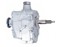 Коробка переключения передач КПП 3307, ПАЗ с круглым фланцем