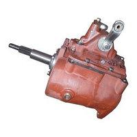 Коробка переключения передач КПП УАЗ 3909 все передачи синхрониз (под лепест корз, перв вал 29мм) (4-ступ)