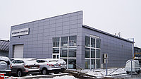Быстровозводимый теплый офис/магазин/склад/мини производство 18Шх24Дх6В из легких металлоконструкций