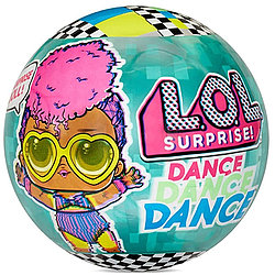 LOL Кукла ЛОЛ Танцевальная в шарике, LOL Dance Dance Dance Оригинал