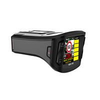 Радар-детектор Sho-Me Combo 5 А12 черный