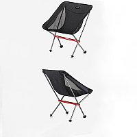 Складной стул (черный) NH18Y050-Z, фото 1