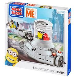 Mega Bloks Миньоны Мобиль