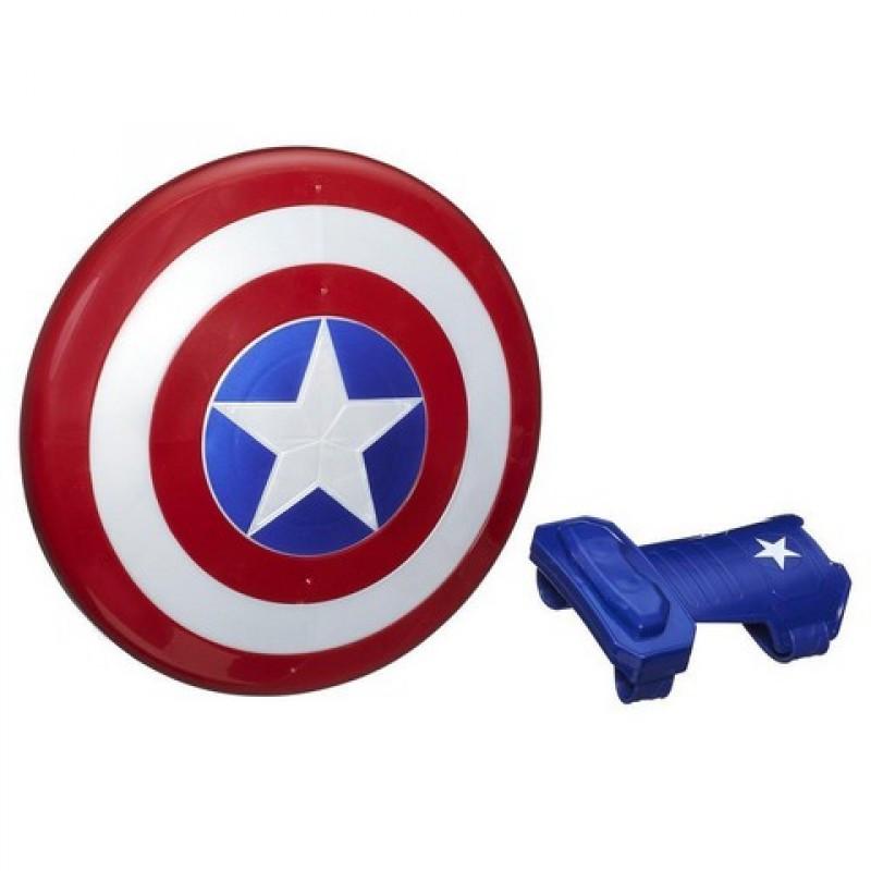 Hasbro Магнитный Щит и перчатка Капитана Америка