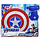 Hasbro Магнитный Щит и перчатка Капитана Америка, фото 2