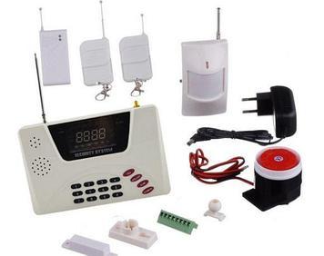 Охранная система GSM