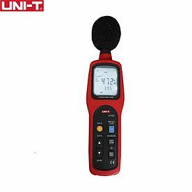 UT352 UNI-T Измеритель уровня шума (шумомер) 30 to 130dB цифровой