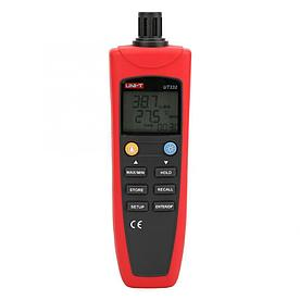 UT332 Цифровой термометр и гигрометр. Внесён в реестр СИ