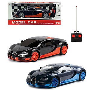 Радиоуправляемая машина KidzTech Bugatti 16.4 Super Sport с аккумулятором