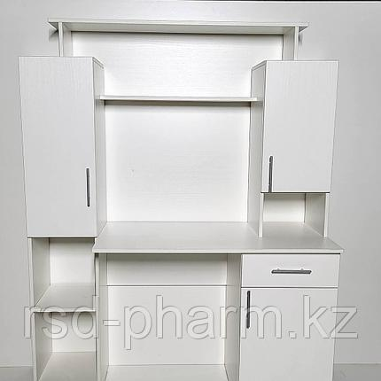 Компьютерный стол (Белый текстурный), фото 2