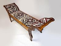 Т секағаш (деревянная кровать )