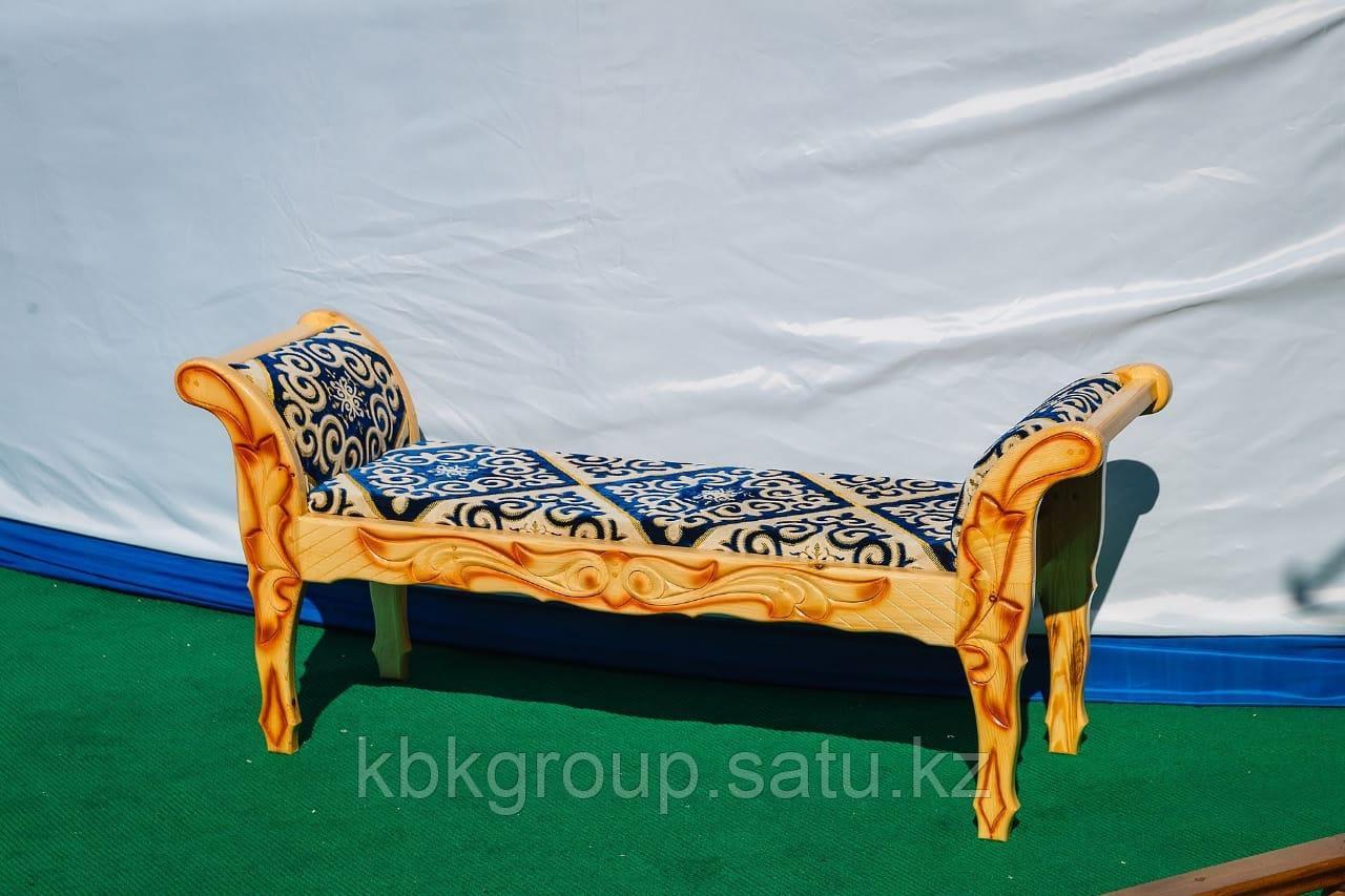 Т секағаш (деревянная кровать ) - фото 5