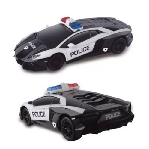 Радиоуправляемая машина Lamborghini полиция с аккумулятором