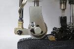 Двухигольная промышленная швейная машина цепного стежка на П-образной платформе Jack 9270D-12-2PLQ, фото 2