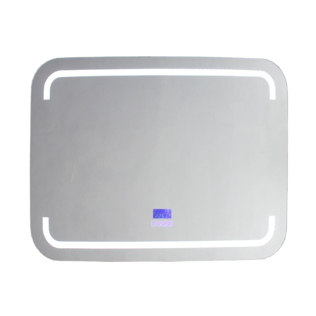 Зеркало 100х80 с подсветкой, подогревом и Bluetooth музыкальным блоком