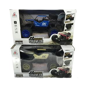 Радиоуправляемый джип Rock Crawler 4WD 1:18 R/C