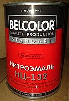 Эмаль НЦ-132 0,7кг, черная