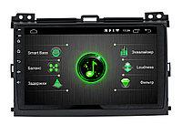 "ШГУ Toyota LC Prado 120 (INCAR DTA-2209) Android 10/1024*600, BT, IPS, wi-fi, 9"", DSP"