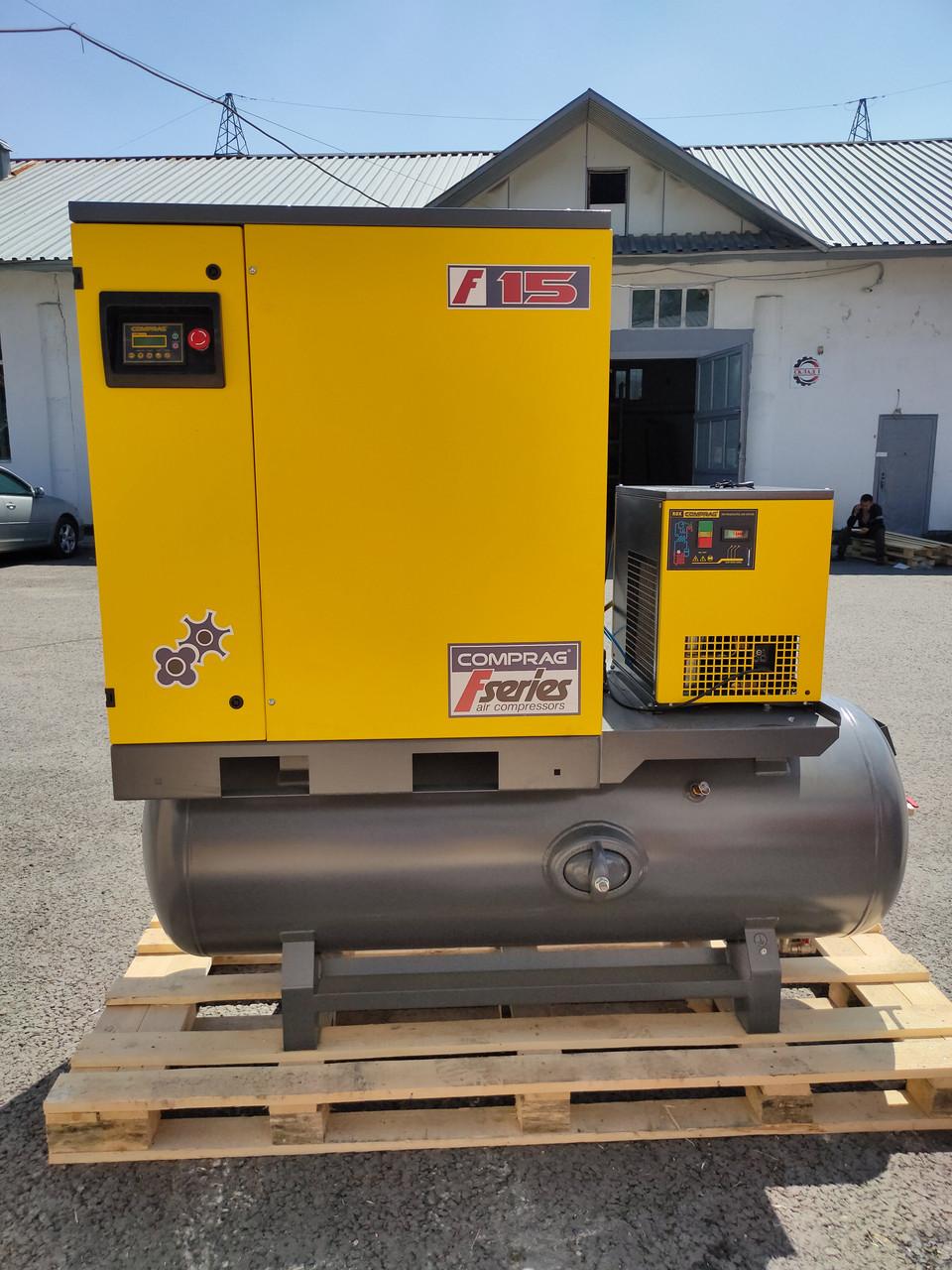 Компрессор электрический FRD 15/08  с ресивером.