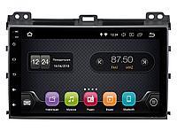"ШГУ Toyota LC Prado 120 (INCAR TSA-2244) Android 8.0/1024*600,wi-fi, IPS,  9"""